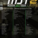 Modern Jazz Today - Episode #120 - The Week of May 21, 2018