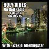 Holy Vibes Session 6 - For God Radio (Christian Trance & Progressive House))
