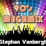 90's MEGAMIX by Stephan Vanbergh