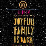 JOYFULL FAMILY (CARPENTIERI + NEMOLA + PERULLI) @ WOMB - Lecce 11th january 2014