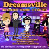 Dreamsville Mod Weekender 2013 - Sampler