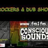 A BEAUTIFUL SESSION ROCKERS & DUB SHOW BIG UP CONSCIOUS SOUND FOR A BLESSED REASONING... GIVE THANKS