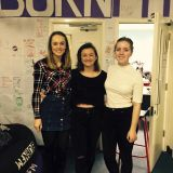 The Burn Breakfast Show with Emma and Georgia 19/2/16