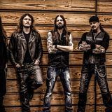 Stu Block vocalist of Iced Earth 7-13-17