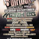 DIRTBOX FEATURING MARK EG - SATURDAY 6TH SEPTEMBER - ITS NOT ME PROMO MIX