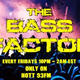 Shane Luvglo Presents The Bass Factor Played Live on Hott93 FM  ( 100616 )