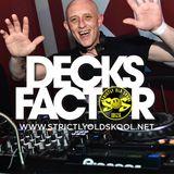 Decks Factor Ibiza 93. DJ Reckless