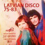 Latvian Disco 75-83