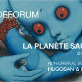 CINEDEFORUM#7 - La Planète Sauvage - 8 November 2018