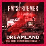 FM STROEMER - Dreamland Essential Housemix October 2017 | www.fmstroemer.de