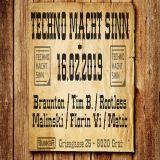 Live Recording @ TECHNO MACHT SINN