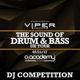 The Sound Of Drum & Bass London DJ Competition | EKz