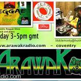 Reggae ina ur Jeggae 3-11-15 on arawakradio.com