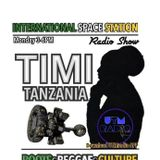 10-14-19 -The Interplanetary Spaceship Show with TIMI TANZANIA - Steel Pulse Interview