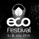 Mario Ranieri @ ECO Festival 2016, Nova Gorica, Slovenia 1.7.2016