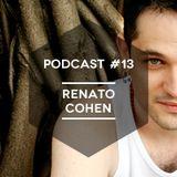 Mute/Control Podcast #13 - Renato Cohen