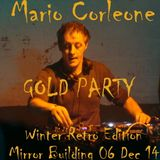 Mario Corleone - GOLD RETRO Party 06 December 2014 - GROOVY TRAX N°14 -