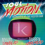Woodhead - Soul Motion Thursdays At Keefer Bar - 7Inch Vinyl Mix