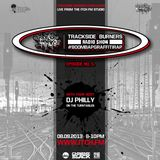 DJ Philly - Trackside Burners 5 - ITCH FM (08-SEP-2013)