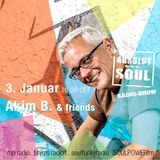 Absolut Soul Show /// 03.01.18 on SOULPOWERfm