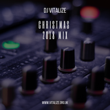 DJ Vitalize Christmas 2018 Mix