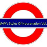 B@W's Styles Of Housenation Vol.1