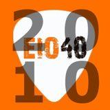 EIO40 INDIE YEARS MIXTAPE - 2010