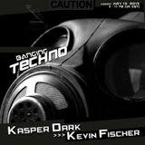 Banging Techno sets 055 >> Kasper Dark // Kevin Fischer