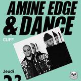 2017.03.23 - Amine Edge & DANCE @ La Dame Noir Dancing, Marseille, FR