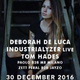Paolo & Mr Milano [B2B] @ DJ MAG live - Panama club Amsterdam - 30 dec 2016