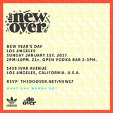 DJ Sean G at The New-Over Los Angeles (01.01.2017)