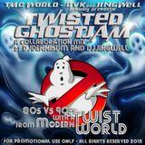Twisted Ghostjam 2015 - Collaboration Mix by DJDennisDM & DJJingwell
