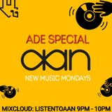 *ADE SPECIAL* NEW MUSIC MONDAYs (HOUSE)  - 15th October 2018