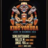 Hallex M Feat. Sunlightsquare and Angel Yos LIVE @ Calle Ocho Bordeaux (Dec 18th)