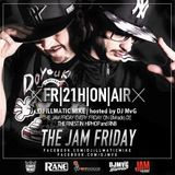 The Jam Friday Radioshow for BM Radio March06