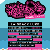Uberjak'd - Live @ Mixmash Pool Party National Hotel Miami (USA) 2014.03.27.