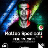 Matteo Spedicati @ Eliptica Cali 19.02.2011