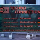 Cor Zegveld exclusive radio mix Techno Connection UK Underground FM 14/06/2019