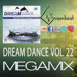 DREAM DANCE VOL 22 MEGAMIX GREENBEAT