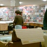 The Daily Show // 10 Oct 2014 // Brighton record fair special