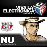 Viva la Electronica pres NU ( Bar25 )