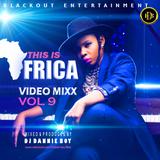 DJ DANNIE BOY_THIS IS AFRICA VOL 9