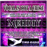 VINAC#118 mixed by Mehdiy exclusive for Timb-radio.com