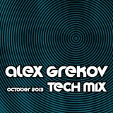 Alex Grekov October 2013 Tech Mix
