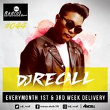 Axcell Radio Episode 044 - DJ RECALL