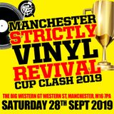 STRICTLY VINYL CUP CLASH 2019 - FULL AUDIO