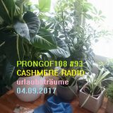 Prongof108 #93 w/ Samuele Paletti - Urlaubstraeume 04.09.2017