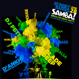 Live @ SUNSET BASS XXI: SAMBA! World Cup Dance Party - d'aNKh D&B Set