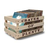 CRATES OF PLENTY SHOW #36 - MORE ESSENTIAL NEW & FORTHCOMING MUSIC - KEEPING IT DEEP!!
