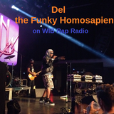 WIB Rap Radio - Del the Funky Homosapien Part 2